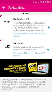 Tele2 Eesti screenshot 6