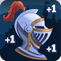 Knight Joust Idle Tycoon icon