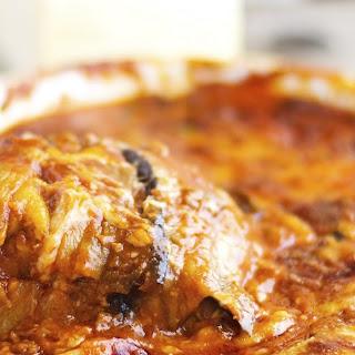 Eggplant Lasagna Recipe