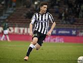 Jessy Galvez n'arrive pas à s'affirmer au sein du noyau A du Sporting de Charleroi