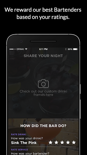 玩免費遊戲APP|下載Drinki - Free drinks in London app不用錢|硬是要APP