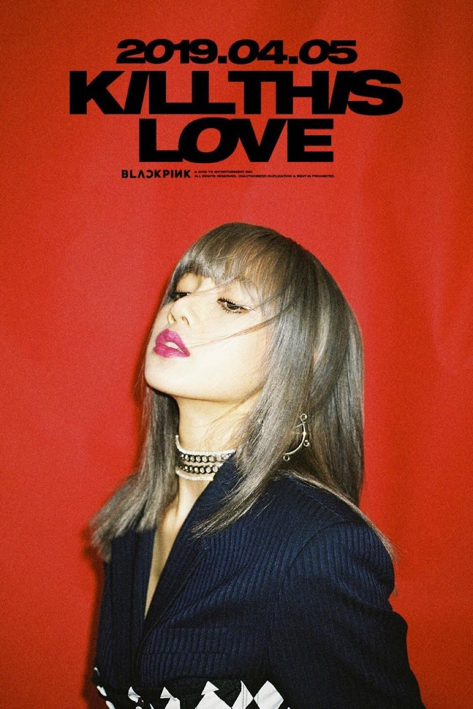 kill this love
