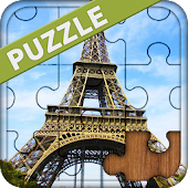 Capitals of the world puzzles