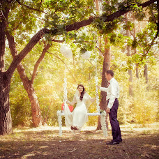 Wedding photographer Anna Zhigalova (Ann3). Photo of 15.12.2014