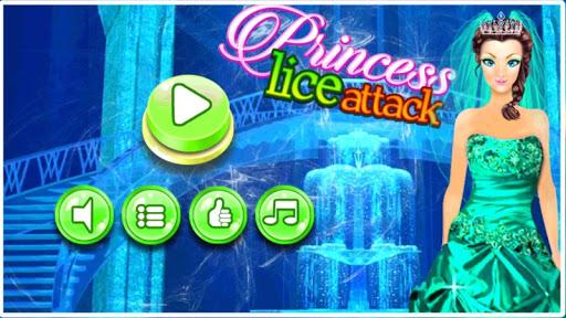 Princess Lice Attack