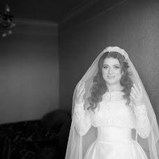 Wedding photographer Chakhsay Abdulmuminov (89886489343). Photo of 24.08.2016