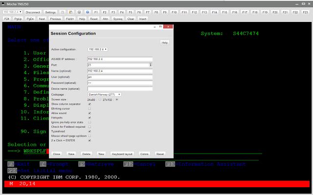 Mocha Tn5250 For Mac Os X Serial