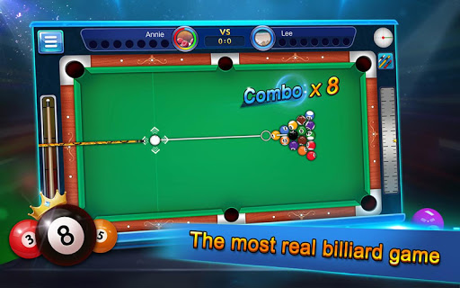 Ball Pool Billiards & Snooker, 8 Ball Pool apkpoly screenshots 1