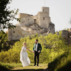 Wedding photographer Kamil Czernecki (czernecki). Photo of 01.06.2018