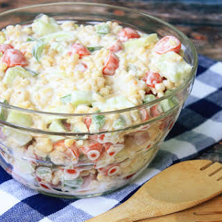 Shoepeg Corn Salad.
