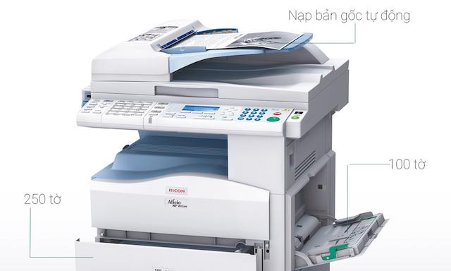 Đến với công ty Linh Dương, bạn sẽ dễ dàng Mua máy photocopy chuẩn chất lượng