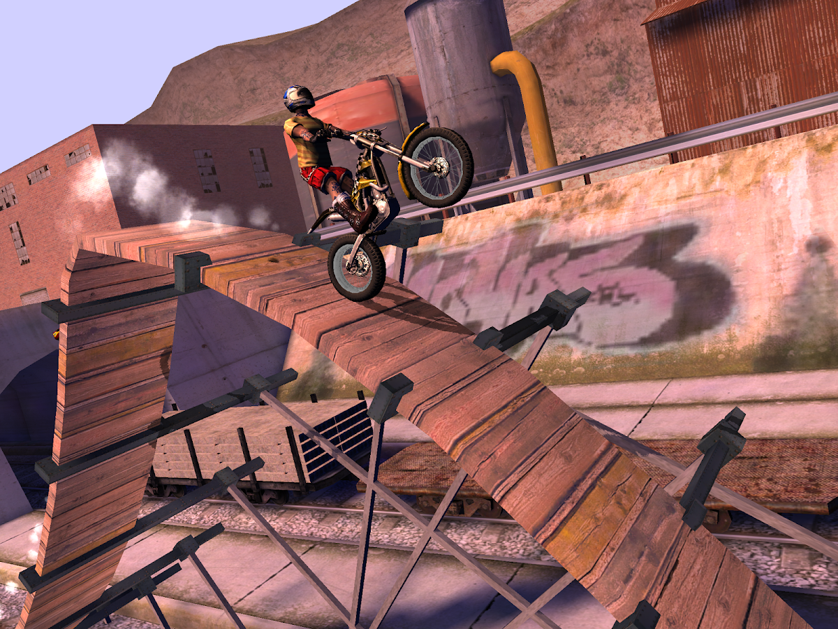 Screenshots of Trial Xtreme 4 for iPhone
