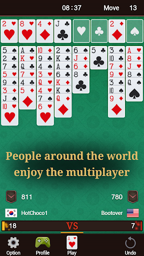 FreeCell 1.33 screenshots 2