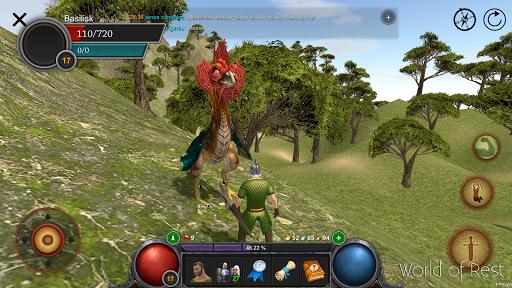 World Of Rest: Online RPG 1.34.2 screenshots 5