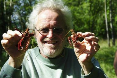Gilles Daverdon guide de pêche en rivière et en bord de mer en Aunis Marais Poitevin