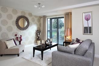 Photo: Modern living room