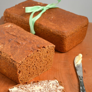 Icelandic Brown Bread.