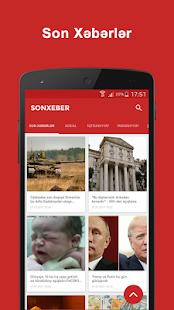 SonXeber - Azərbaycan xeberleri - náhled