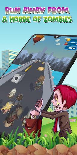 Zombump: Zombie Endless Runner 1.5 screenshots 12