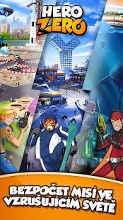 Hero Zero RPG hra - náhled