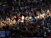 """Yannick Thoelen de retour à Gand : """"Le soutien des supporters me fait plaisir"""""""