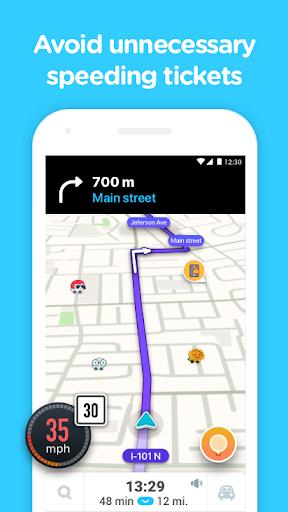 Waze - GPS, Maps, Traffic Alerts & Live Navigation screenshot 3
