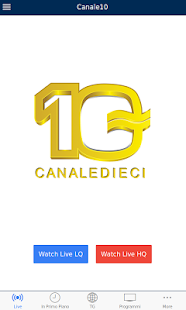 CANALE10- screenshot thumbnail