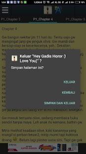 Hey Gadis Horor (I Love You) (Kaskus sfth) - náhled