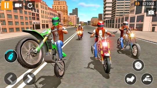 City Motorbike Racing 1.8 Mod APK UNLOCKED 1