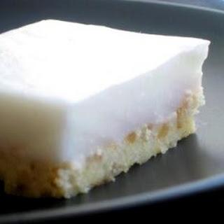 Haupia Squares Recipe