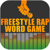 Freestyle Rap Word Game