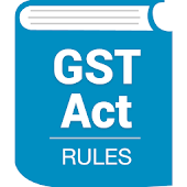 GST Udyog- Rate Finder with HSN + GST Act & Rules
