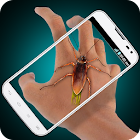 Cockroach Hand Funny Simulator icon