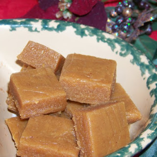 Low Carb Creamy Peanut Butter Fudge
