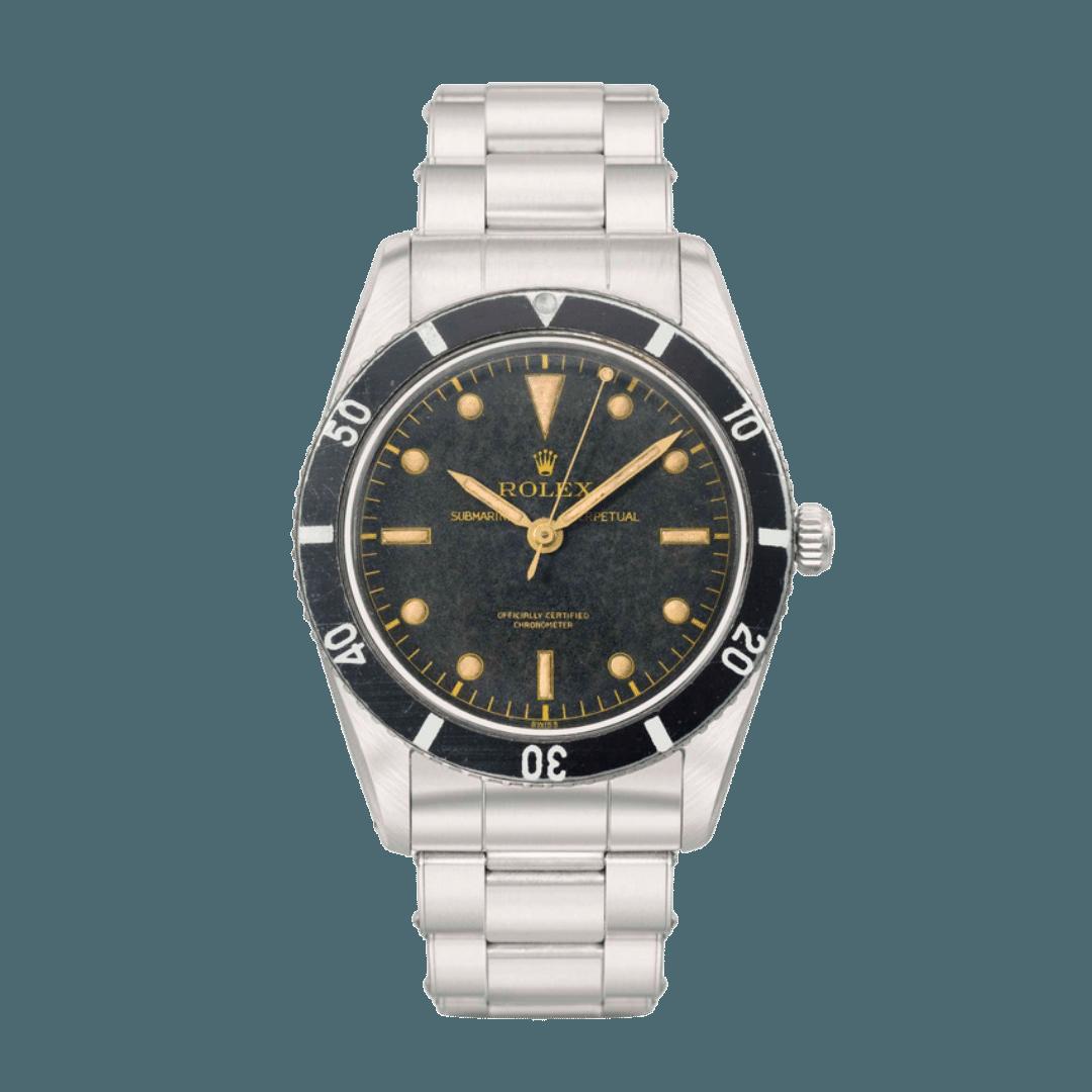 Dive watch style - Rolex Submariner Ref 6204