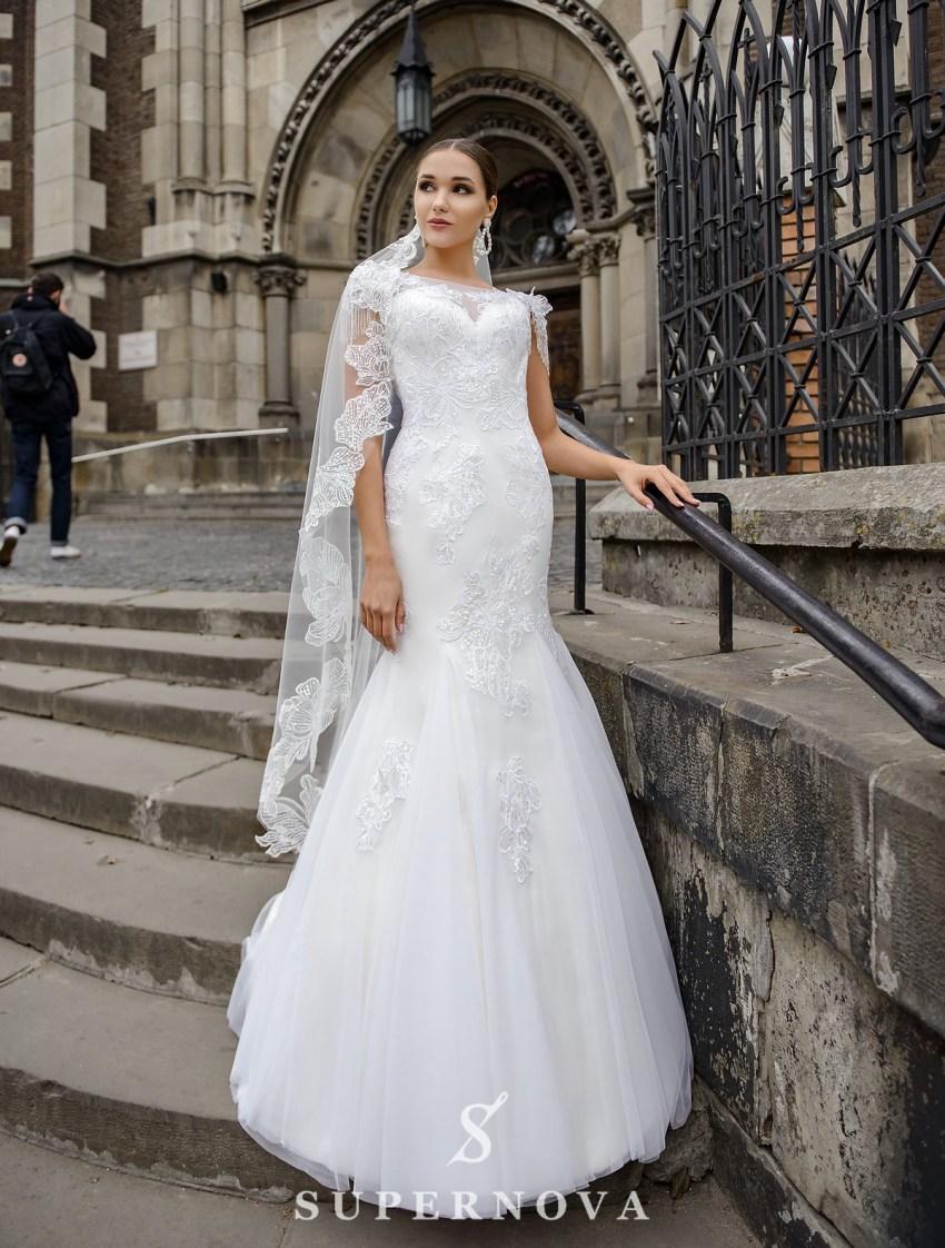 Свадебные платья на любой вкус для ваших салонов оптом