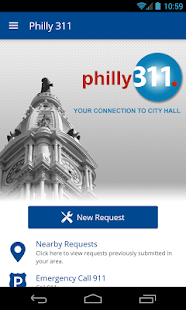 Philly 311- screenshot thumbnail