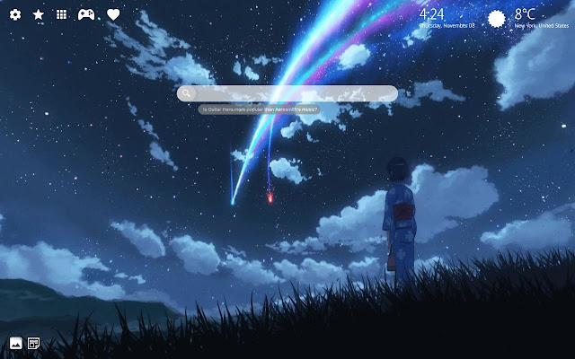 Live Wallpaper Anime Aesthetic Novocom Top