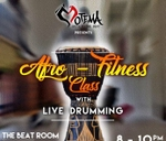 AfroFitness with Live Drumming : The Beat Room