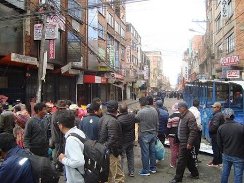 El Alto: Fejuve del MAS llama a pacificación de la ciudad
