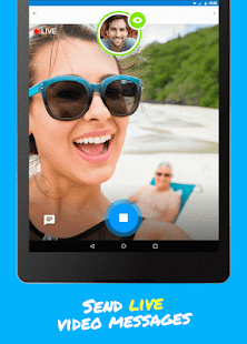 Glide - Live Video Messaging - screenshot thumbnail