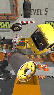 Car Crusher MOD APK [Unlimited Money + Unlocked + No Ads] 2