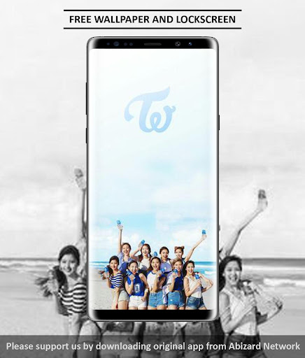 Twice Wallpapers HD 3.1 screenshots 4