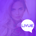 Livue - Random Video Chat App With Girls icon