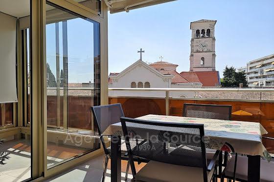 Vente appartement 2 pièces 59,68 m2