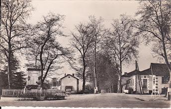 Photo: 82 - Montaigu-de-Quercy  carte postée en 1954