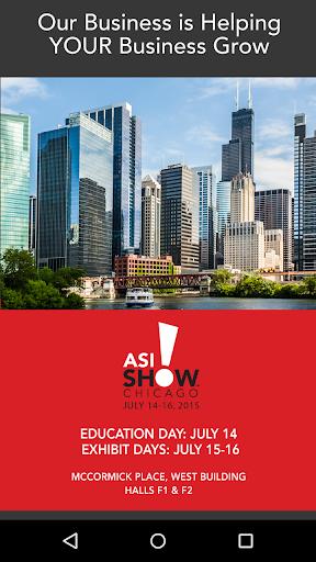 ASI Chicago 2015