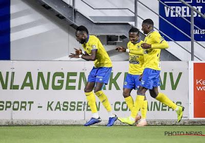 Ook misser van de VAR deert STVV niet: swingende 'Kanaries' zetten via fenomenale Boli serieuze stap richting play-off 1