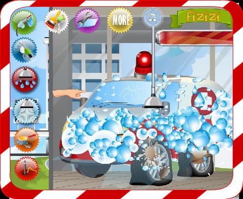 Car Wash Games -Ambulance Wash filehippodl screenshot 4