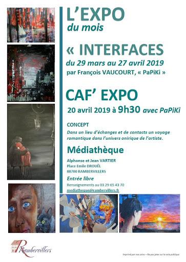 caf expo Interfaces PaPiKi